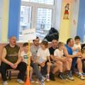Спортивный праздник «Мой папа— самый, самый!»