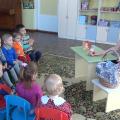 Конспект НОД по развитию речи в первой младшей группе «Игрушки в гости к нам пришли»