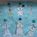 10 идей для создания поделки «Снеговик» из различных материалов