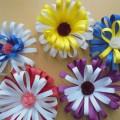 Мастер-класс «Цветы из бумаги на все случаи»