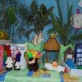 Фотоотчёт с выставки поделок «Сделаем мир чище»