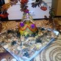 Мастер-класс по изготовлению поделки из природного материала «Осенняя красавица»