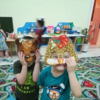 Фотоотчет досуга «Дети играют всегда, дети любят играть!»