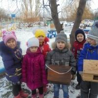 Акция «Покормите птиц зимой»