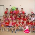Фотоотчет «Радужная неделя в детском саду».