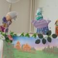 Театрализованное представление-развлечение для детей младшего дошкольного возраста «Кисонька-мурысонька»