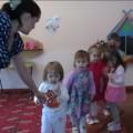 Конспект занятия «Ребятишки в гостях у мишки»