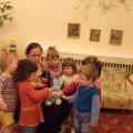 Фотоотчёт к конспекту «У зайчонка день рождение!»