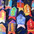 Конспект НОД по конструированию в подготовительной группе «Ракета» (оригами)