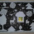 Выставка рисунков и плакатов «Зимняя— сказка»