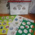 Дидактическая игра по развитию речи с перфокартами для детей среднего и старшего дошкольного возраста «Фантазеры»