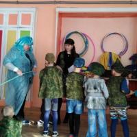 Фотоотчет о проведении квест-игры «Зарничка— 2018. Военные маневры»