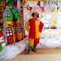 «Петрушка— весёлая игрушка». Новогодний утренник для детей первой младшей группы (фотоотчёт)