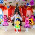 Танцевальные композиции «Звёздочки» и «Новогодние игрушки»