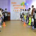 Спортивный праздник «Наша дружная, спортивная семья» (средняя группа)