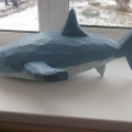 Мастер-класс «Говорящая акула»
