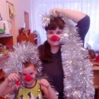 Фотоотчет «Как мы к Новому году готовились»