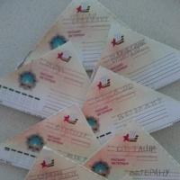 Фотоотчет об акции «Как мы письма писали ветеранам ВОВ»