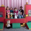 Театр— это чудо. Театральная неделя в детском саду «Теремок»