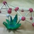 Мастер-класс «Объемные фигуры из спичек и пластилина» для детей подготовительной группы