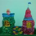 Мастер-класс «Пластилиновый замок».