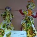 Мастер-класс: народная кукла-оберег «Отдарок-на-подарок»