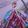 Детский мастер-класс «Тряпичная кукла. Кукла-оберег «Северная Берегиня»