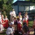«Праздник русской березки»— приобщение младших дошкольников к обычаям и традициям русского народа