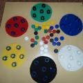 Дидактические игры для сенсорного развития детей своими руками