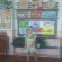 Фотоотчёт о детской презентации творческих работ, выполненных нетрадиционными приёмами рисования «Краски лета»