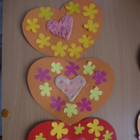 «Посылаю валентинку в виде сердца моего». Мастер-класс