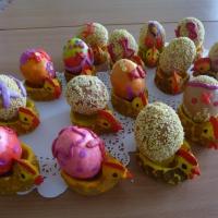 Мастер-класс по изготовлению подставки под пасхальные яйца «Курочка»