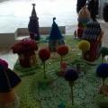 Развивающая игра «Солнечный город— где живёт Незнайка и его друзья»