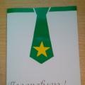 Мастер-класс по изготовлению открытки к 23 февраля для средней группы