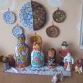 Мастер-класс по изготовлению дымковской игрушки и русской матрёшки из бросового материала
