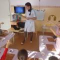 Конспект интегрированного занятия в средней группе «Черепаха»