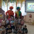 Сценарий дня рождения «Два веселых клоуна»