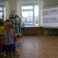Конспект интегрированного занятия с ИКТ в старшей группе «Зимушка-зима»