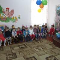 Фотоотчет «День именинника» в младшей группе