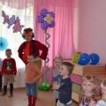 Фотоотчет о развлечении «Шарики-пузырики» во второй младшей группе