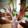 Дерево «Четыре времени года»