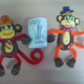 Мастер-класс «Весёлые обезьянки из солёного теста»