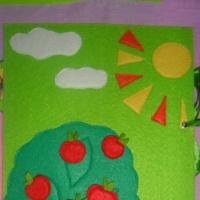 Дидактическое пособие для математического развития детей младшего дошкольного возраста
