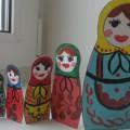 Проект «Матрёшка-символ России»