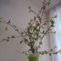Оформление приемной к светлому празднику Пасхи