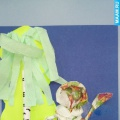 Мастер-класс «Куклы из салфеток»