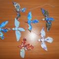 Мастер-класс: изготовление птиц из ткани. Весну зазываем-зиму провожаем!