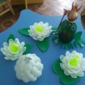 Мастер-класс по изготовлению лилии