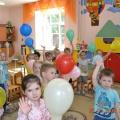 Проект для средней группы «Фокусы воздушного шарика»