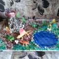 Мастер-класс «Макет «Мир динозавров»